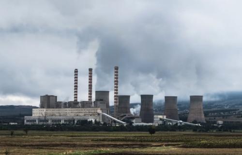 環境破壊に繋がる煙
