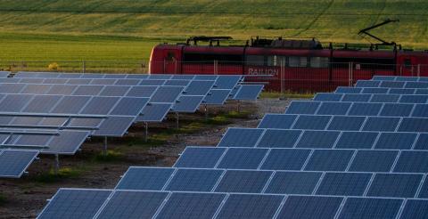 欧州の太陽光発電