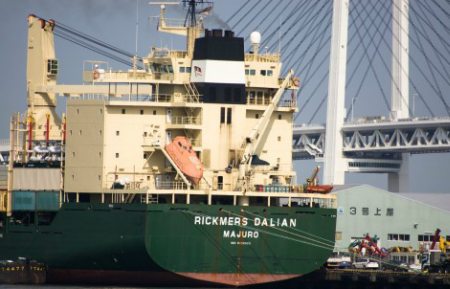 石油は海外から輸入