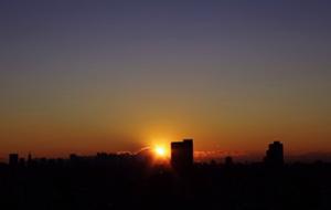 朝・昼・夜の電気