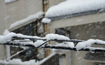 雪による太陽電池被害